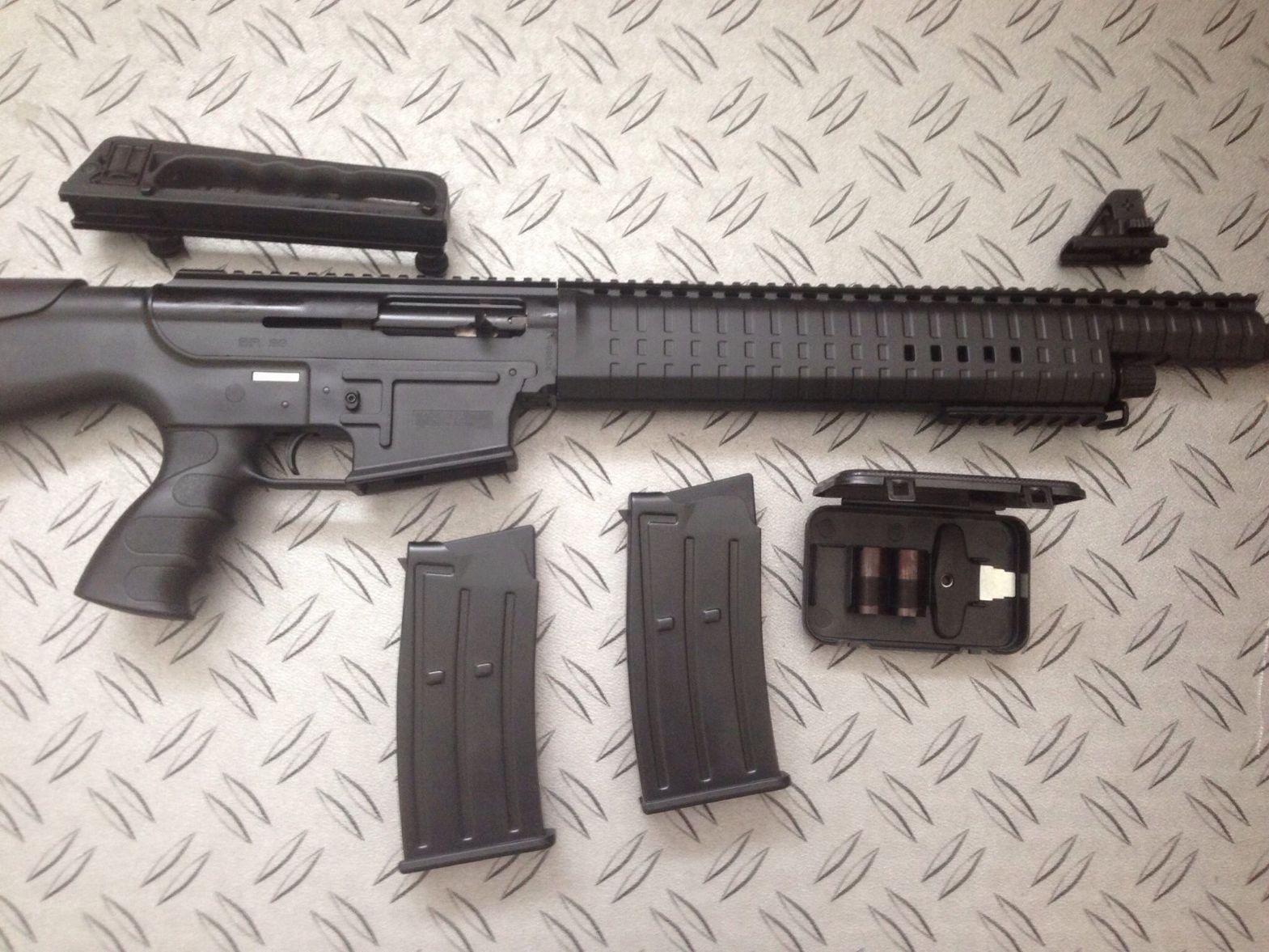 Bora Barak 99 AR Style Shotgun New